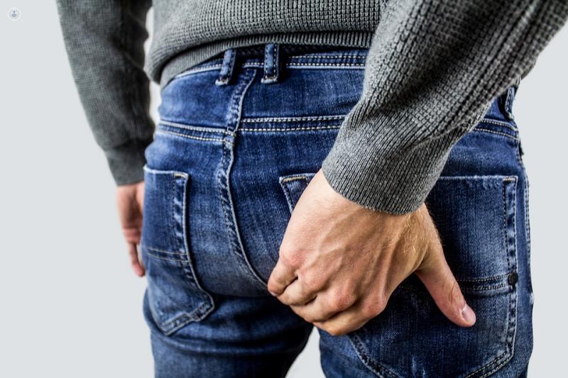 operación de fístula anal