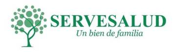 mutual-insurance Servesalud logo