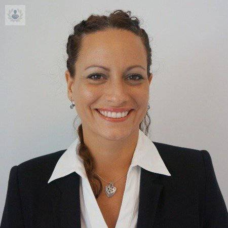 Dr Cynthia Valeria Herrero