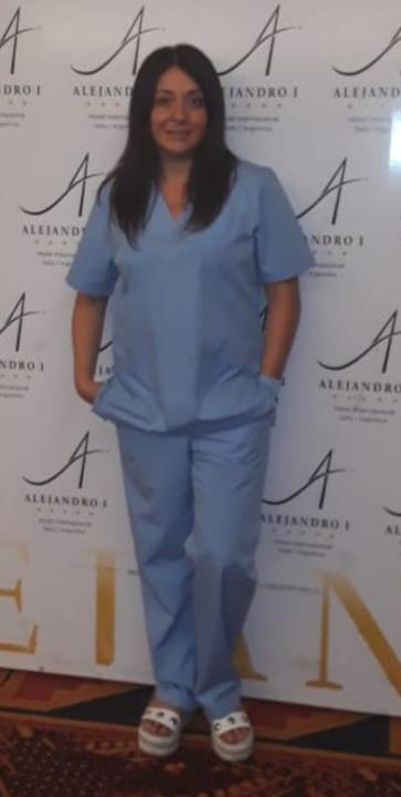 Nora Rosana Isasmendi imagen perfil